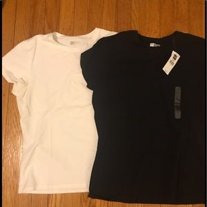 Two (2) Gap NWT Tee Shirts